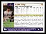 2005 Topps #212  Chad Tracy  Back Thumbnail