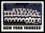 2005 Topps #657   New York Yankees Team Front Thumbnail