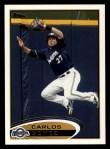2012 Topps #146  Carlos Gomez  Front Thumbnail