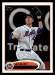 2012 Topps #251  Jason Bay  Front Thumbnail