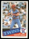 1985 Topps #562  Houston Jimenez  Front Thumbnail
