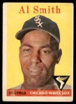 1958 Topps #177  Al Smith  Front Thumbnail