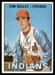 1967 Topps #214  Tom Kelley  Front Thumbnail