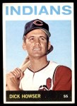 1964 Topps #478  Dick Howser  Front Thumbnail