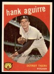 1959 Topps #36  Hank Aguirre  Front Thumbnail