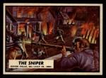 1962 Topps Civil War News #70   The Sniper Front Thumbnail