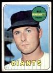 1969 Topps #64  Bill Monbouquette  Front Thumbnail