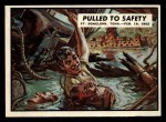 1962 Topps Civil War News #6   Pulled to Safety Front Thumbnail
