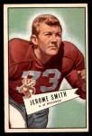 1952 Bowman Small #65  Jerome Smith  Front Thumbnail