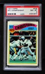 1977 Topps #526   AFC Championship Front Thumbnail
