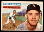 1956 Topps #54  Bob Keegan  Front Thumbnail