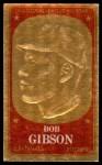 1965 Topps Embossed #69  Bob Gibson  Front Thumbnail