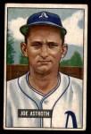 1951 Bowman #298  Joe Astroth  Front Thumbnail