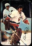 1977 Topps O-Pee-Chee Glossy #17 RND Glenn Resch  Front Thumbnail