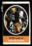 1972 Sunoco Stamps  Bill Lueck  Front Thumbnail