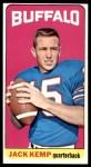 1965 Topps #35  Jack Kemp  Front Thumbnail