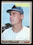 1970 Topps #59  Dick Ellsworth  Front Thumbnail