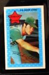 1971 Kellogg's #32  Chuck Dobson  Front Thumbnail
