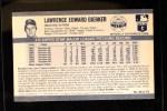 1971 Kellogg's #48  Larry Dierker  Back Thumbnail