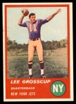 1963 Fleer #13  Lee Grosscup  Front Thumbnail