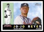 2009 Topps Heritage #107  Jo-Jo Reyes  Front Thumbnail