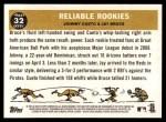 2009 Topps Heritage #32  Jay Bruce / Johnny Cueto  Back Thumbnail