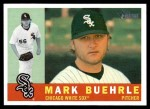 2009 Topps Heritage #1  Mark Buehrle  Front Thumbnail