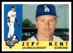 2009 Topps Heritage #155  Jeff Kent  Front Thumbnail