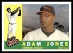 2009 Topps Heritage #53  Adam Jones  Front Thumbnail