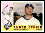 2009 Topps Heritage #5  Andre Ethier  Front Thumbnail