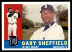 2009 Topps Heritage #396  Gary Sheffield  Front Thumbnail