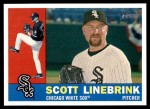 2009 Topps Heritage #306  Scott Linebrink  Front Thumbnail