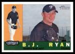 2009 Topps Heritage #369  B.J. Ryan  Front Thumbnail