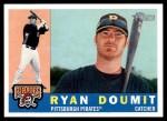 2009 Topps Heritage #393  Ryan Doumit  Front Thumbnail