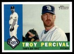 2009 Topps Heritage #202  Troy Percival  Front Thumbnail