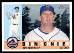 2009 Topps Heritage #372  Brian Schneider  Front Thumbnail