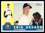 2009 Topps Heritage #424  Erik Bedard  Front Thumbnail