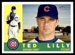 2009 Topps Heritage #412  Ted Lilly  Front Thumbnail