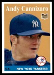 2007 Topps Heritage #175  Andy Cannizaro  Front Thumbnail