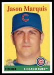 2007 Topps Heritage #196  Jason Marquis  Front Thumbnail