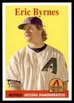 2007 Topps Heritage #138  Eric Byrnes  Front Thumbnail