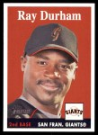 2007 Topps Heritage #136  Ray Durham  Front Thumbnail