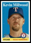 2007 Topps Heritage #59  Kevin Millwood  Front Thumbnail