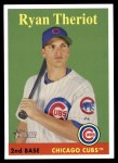 2007 Topps Heritage #78 YN Ryan Theriot   Front Thumbnail