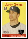 2007 Topps Heritage #129  Jerry Owens  Front Thumbnail
