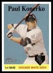 2007 Topps Heritage #362  Paul Konerko  Front Thumbnail