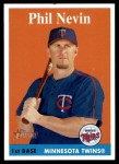 2007 Topps Heritage #269  Phil Nevin  Front Thumbnail