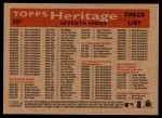 2007 Topps Heritage #397   Detroit Tigers Team Back Thumbnail