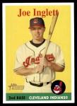2007 Topps Heritage #243  Joe Inglett  Front Thumbnail
