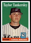 2007 Topps Heritage #472  Taylor Tankersley  Front Thumbnail